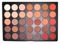 Morphe Brushes 35O 35 Color Matte Nature Glow Eyeshadow Palette