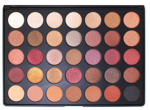 Morphe 35F Fall Into Frost Palette