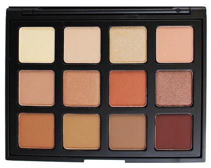 Morphe 12NB Natural Beauty Palette