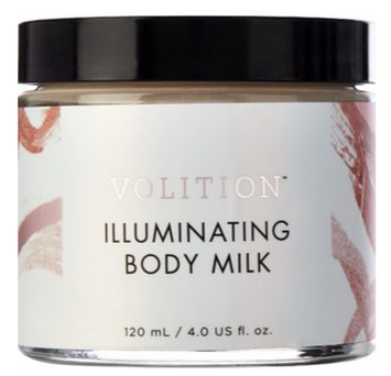Volition Illuminating Body Milk