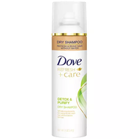 Dove Detox & Purify Dry Shampoo