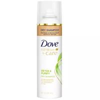 Dove Detox & Purify Dry Shampoo