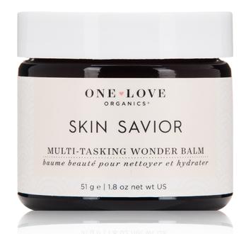 One Love Organics Skin Savior Waterless Beauty Balm