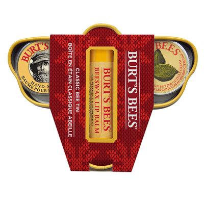 Burt's Bees Classic Bee Tin