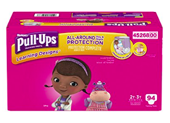 Pull-Ups Learning Designs Training Pants for Girls 2T-3T