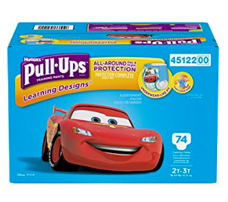 Pull-Ups® Learning Designs® Training Pants for Boys 2T-3T