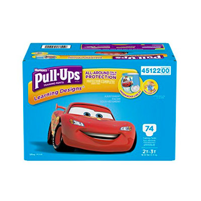 Pull ups Learning Design Training Pants 2t-3t Boy Giant Pack