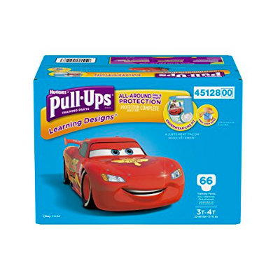 Pull-Ups® Learning Designs® Training Pants for Boys 3T-4T