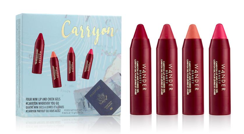 Wander Beauty Carryon Kit