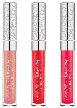 ColourPop x Hello Kitty Ultra Glossy Lip