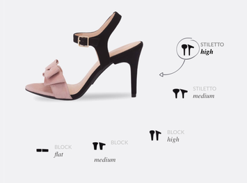 Mime et moi Interchangeable Heels