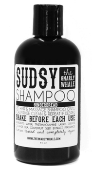 The Gnarly Whale Gingerbread Shampoo