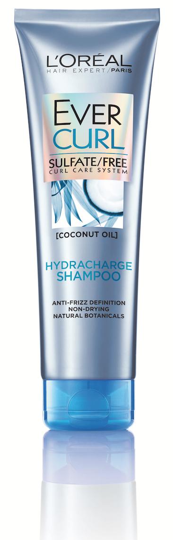 L'Oréal EverCurl Hydracharge Shampoo