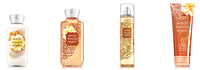 Bath & Body Works Warm Vanilla Sugar Body Set