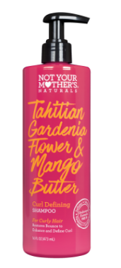 Not Your Mother's Tahitian Gardenia Flower & Mango Butter Curl Defining Shampoo