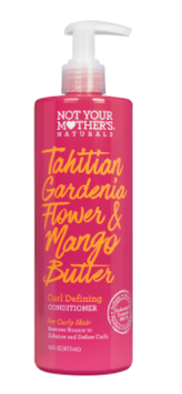 Not Your Mother's Tahitian Gardenia Flower & Mango Butter Curl Defining Conditioner