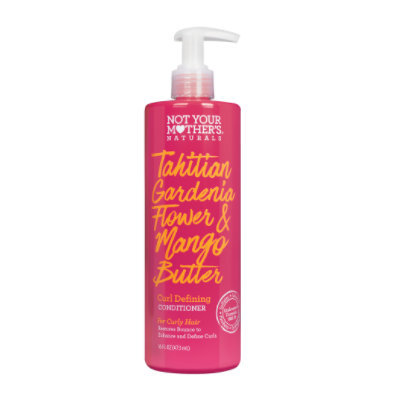 Not Your Mother's® Naturals Tahitian Gardenia Flower & Mango Butter Curl Defining Conditioner
