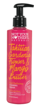 Not Your Mother's® Naturals Tahitian Gardenia Flower & Mango Butter Curl Defining Combing Cream