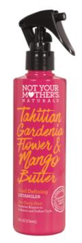 Not Your Mother's Tahitian Gardenia Flower & Mango Butter Curl Defining Detangler