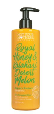 Not Your Mother's® Naturals Royal Honey & Kalahari Desert Melon Repair + Protect Shampoo