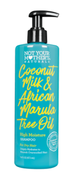 Not Your Mother's Naturals Coconut Milk & African Marula Oil High Moisture Shampoo