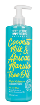 Not Your Mother's® Naturals Coconut Milk & African Marula Oil High Moisture Conditioner