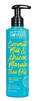 Not Your Mother's® Naturals Coconut Milk & African Marula Oil High Moisture Smoothing Cream