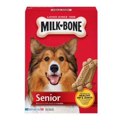 Milk Bone Original Senior Biscuits