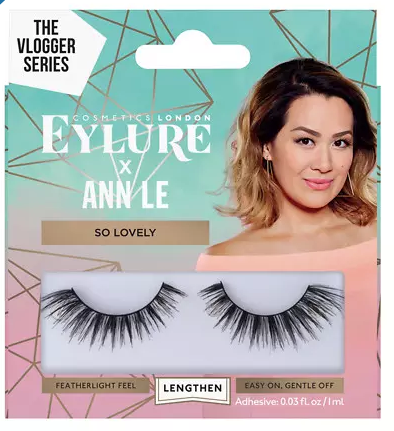 489e3fe8af1 Eylure X The Vlogger Series Ann Le So Lovely Reviews 2019 Page 5