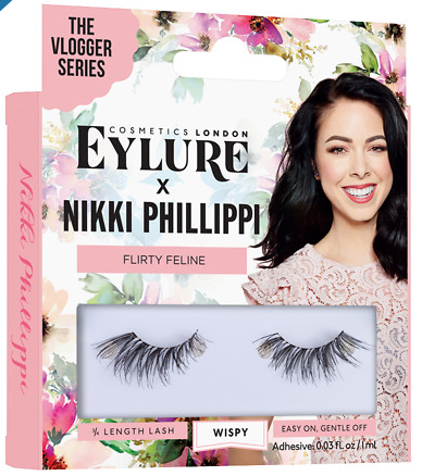 Eylure X The Vlogger Series Nikki Phillippi Flirty Feline