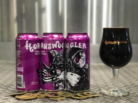 The Veil Brewing Co Hornswogglers with Oreos