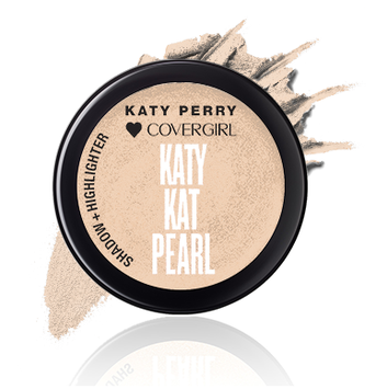 COVERGIRL Katy Kat Pearl Eyeshadow + Highlighter
