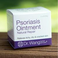 Dr. Wang Psoriasis Ointment Natural Repair