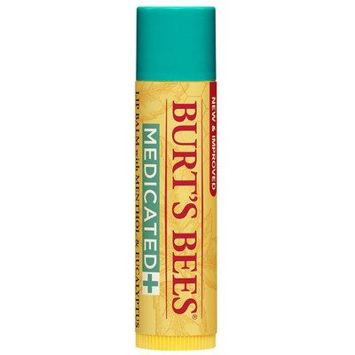 Burt's Bees Medicated Lip Balm - Menthol & Eucalyptus
