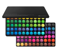 BH Cosmetics 120 Color Eyeshadow Palette 1st Edition