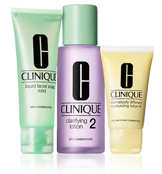 Clinique 3-Step Skin Care System For Skin Type 2