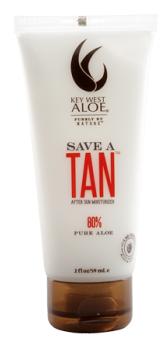 Key West Aloe Save A Tan
