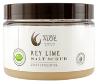 Key West Aloe Key Lime Salt Scrub