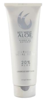 Key West Aloe Oatmeal Facial Scrub