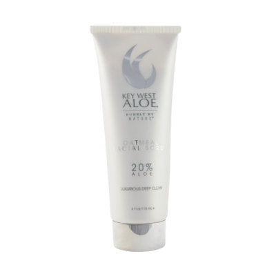 Key West Aloe Oatmeal Facial Scrub