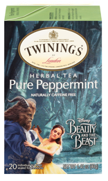 Twinings® Beauty And The Beast Pure Peppermint