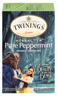Twinings of London Beauty and the Beast Pure Peppermint
