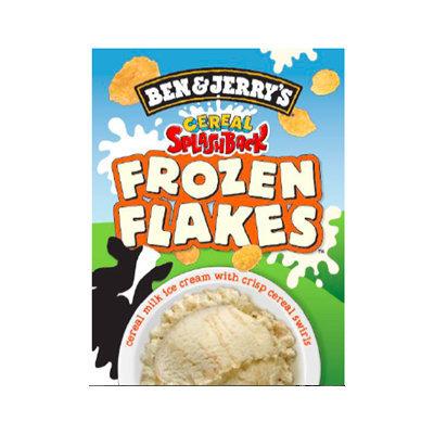 Ben & Jerry's® Cereal Splashback Ice Cream Frozen Flakes