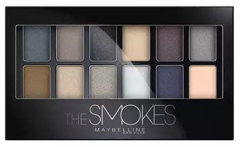 Maybelline New York The Smokes Eye Shadow Palette