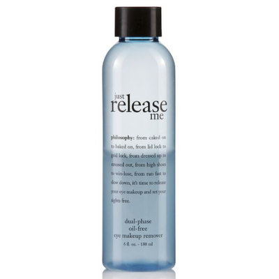 Philosophy Just Release Me Dual-Phase Oil-Free Eye Makeup Remover