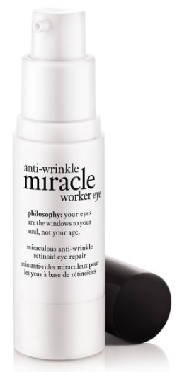 philosophy anti-wrinkle miracle worker eye repair
