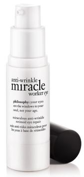 philosophy anti-wrinkle miracle worker eye repair