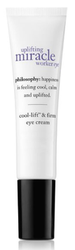 philosophy uplifting miracle worker eye cream