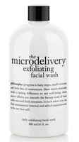 philosophy the microdelivery daily exfoliating facial wash