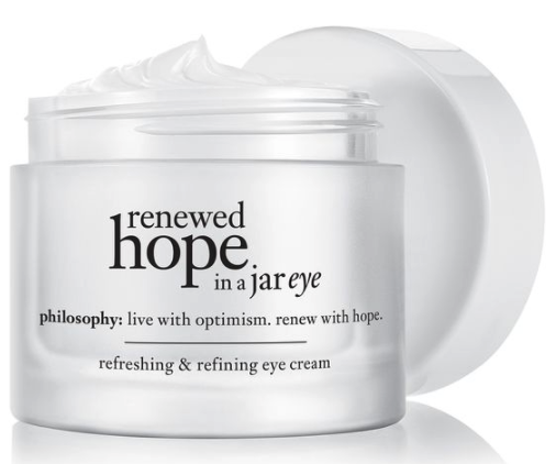philosophy renewed hope in a jar eye refreshing & refining eye cream